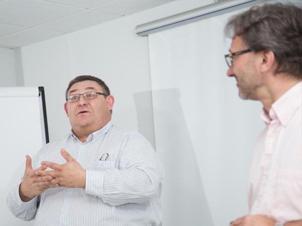 vincent R conf - Plus-Agiles, incubateur pour les conférenciers