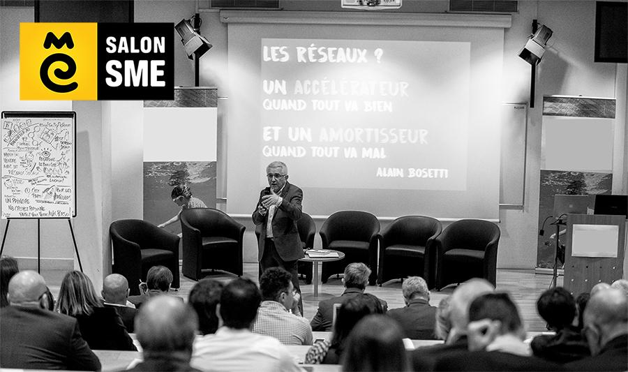 Promo salon SME Weezevent - Plus-Agiles sera au Salon SME les 30 septembre et 1er octobre 2019