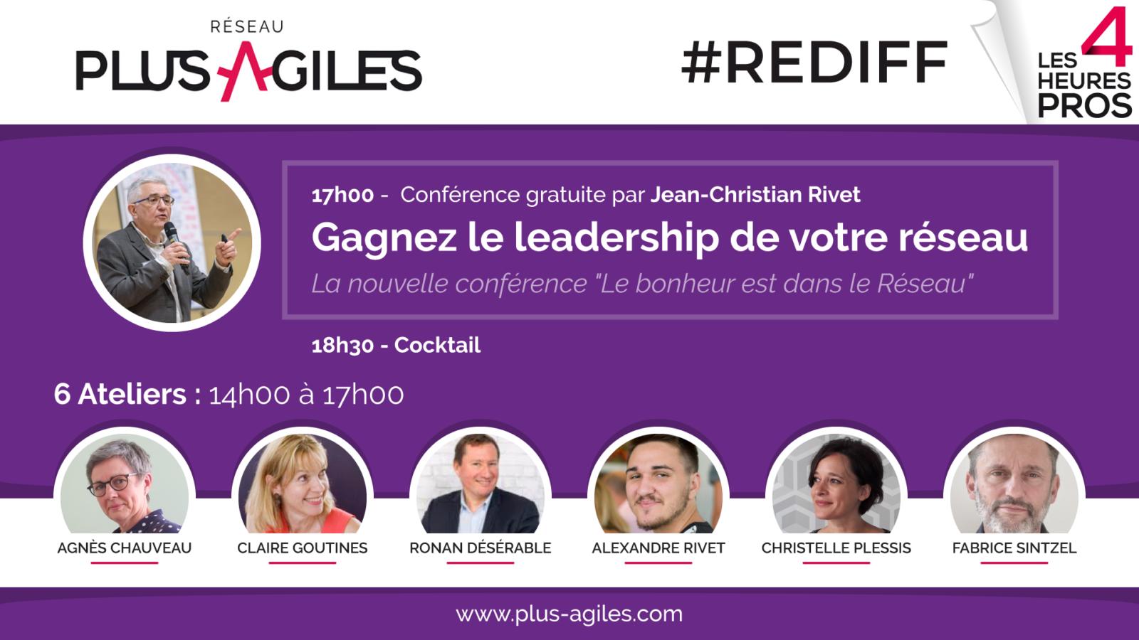 rediff 4h pro 202002 facebook event - #REDIFF : Les 4H Pros de mars 2020 à Niort Tech